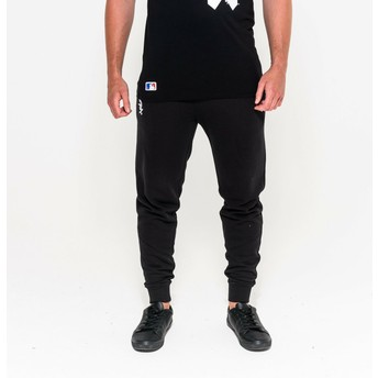 Calça grande preto Track Pant da Chicago White Sox MLB da New Era