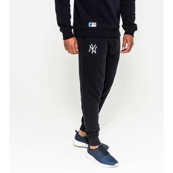 Calça grande azul marinho Track Pant da New York Yankees MLB da New Era
