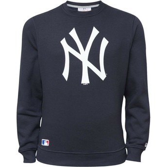 Sweatshirt azul Crew Neck da New York Yankees MLB da New Era
