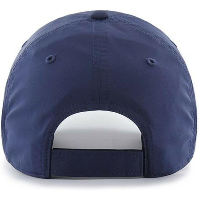 f397971862068 Boné curvo azul marinho da New York Yankees MLB Clean Up Repetition ...