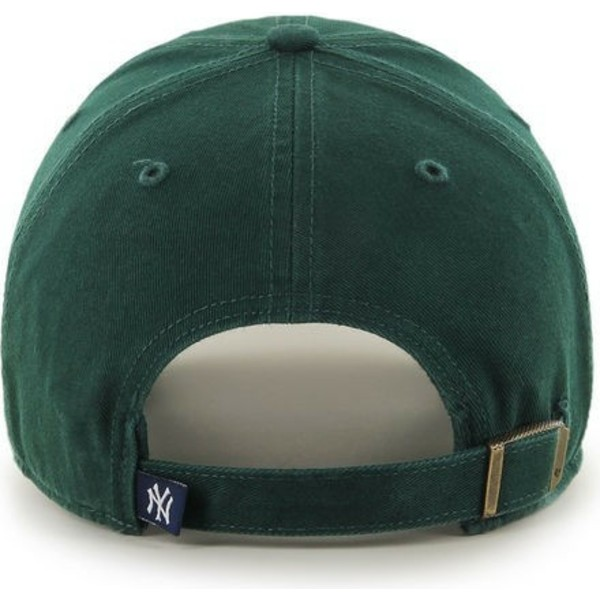 bone-curvo-verde-da-new-york-yankees-clean-up-da-47-brand