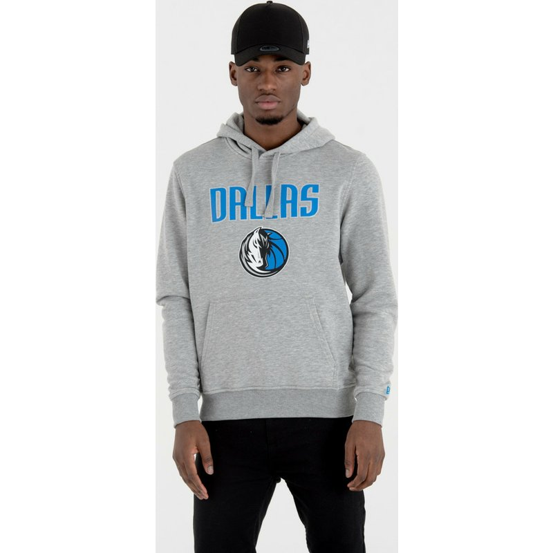 moletom-com-capuz-cinza-pullover-hoody-da-dallas-mavericks-nba-da-new-era