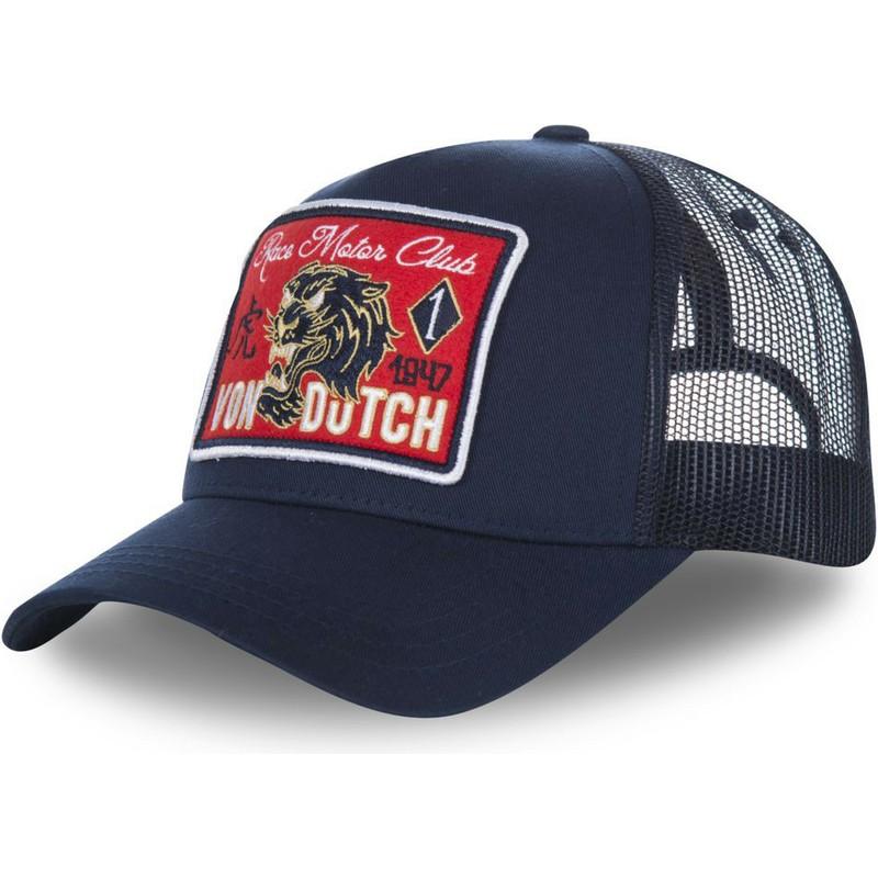 79e3efe891ef7 Boné trucker azul marinho FAMOUS2 da Von Dutch  comprar online en ...