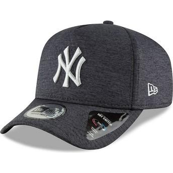 Boné curvo preto snapback 9FORTY Dry Switch A Frame da New York Yankees MLB da New Era
