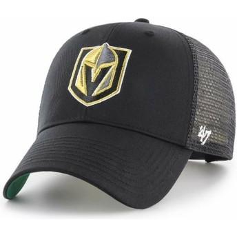 Boné trucker preto da Vegas Golden Knights NHL MVP Branson da 47 Brand