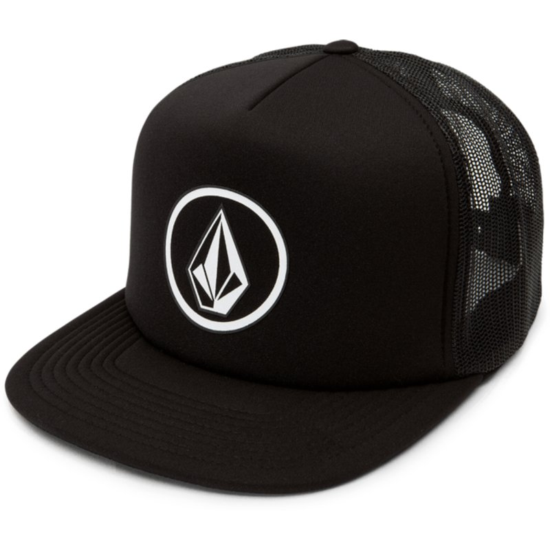 bone-trucker-preto-full-frontal-cheese-black-da-volcom