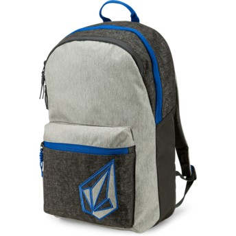 Mochila cinza Academy Heather Grey da Volcom