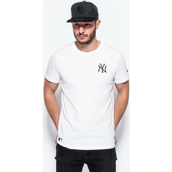 Camiseta de manga curta branco East Coast Graphic da New York ... 24ef724b352