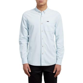Camisa manga comprida azul Clast Chlorine da Volcom