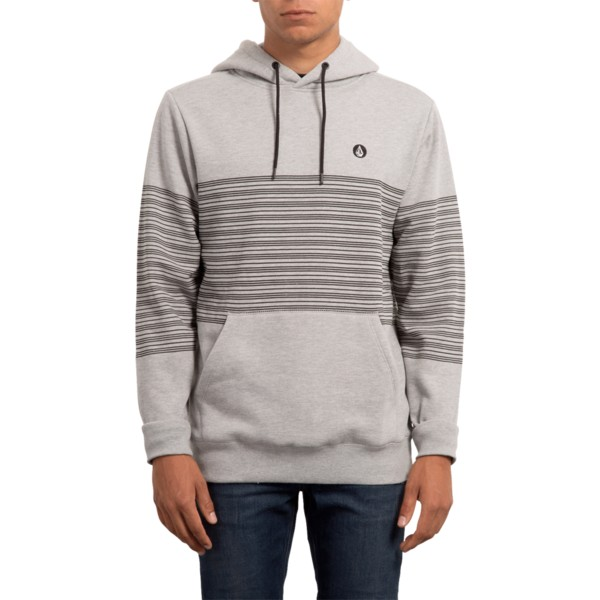 moletom-com-capuz-cinza-threezy-heather-grey-da-volcom