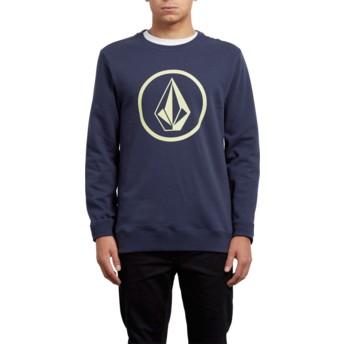 Sweatshirt azul marinho Stone Indigo da Volcom