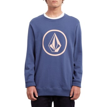 Sweatshirt azul Stone Matured Blue da Volcom