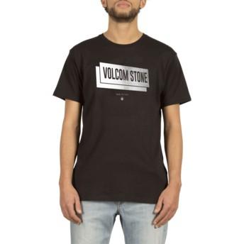 Camiseta manga curta preto Grubby Black da Volcom