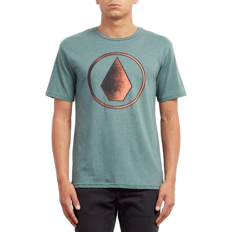 9de3fbe31 Camiseta manga curta verde Removed Pine da Volcom  comprar online en ...