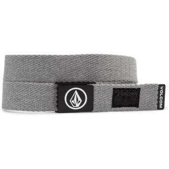 Cinto cinza Circle Web Heather Grey da Volcom