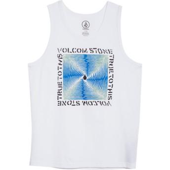 Regata branco para criança Stoneradiator White da Volcom