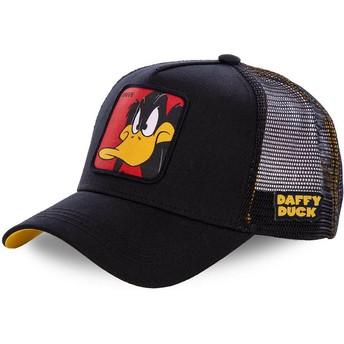Boné trucker preto Patolino DAF1 Looney Tunes da Capslab