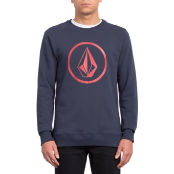 Sweatshirt azul marinho Stone Navy da Volcom