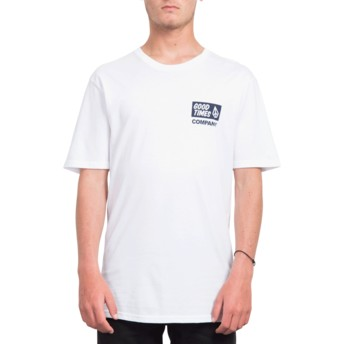 Camiseta manga curta branco Volcom Is Good White da Volcom