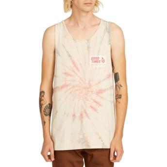 Camiseta sem mangas multicolor Volcom Is Good Multi da Volcom