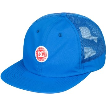Boné trucker azul Harsh Pocket da DC Shoes