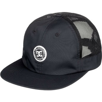 Boné trucker preto Harsh Pocket da DC Shoes