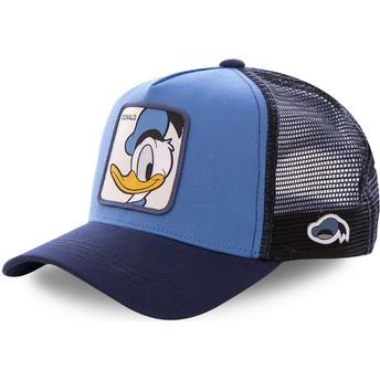 Boné trucker azul Pato Donald DUC1 Disney da Capslab