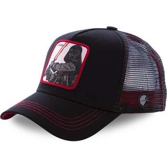 Boné trucker preto Darth Vader VAD2 Star Wars da Capslab