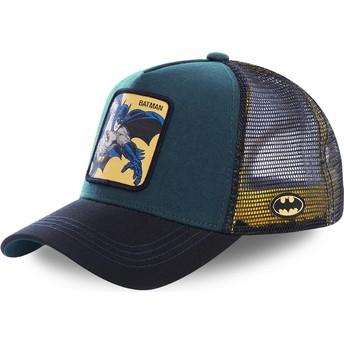 Boné trucker azul marinho Batman VIN1 DC Comics da Capslab