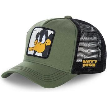 Boné trucker verde Patolino DAF2 Looney Tunes da Capslab