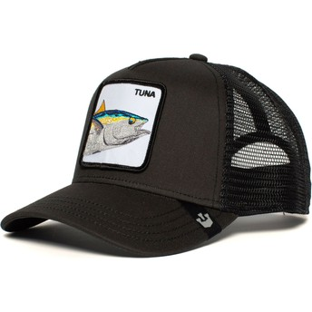 Boné trucker preto atum Big Fishy da Goorin Bros.