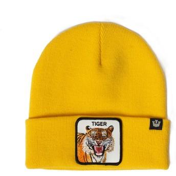 Gorro amarelo tigre Tiger Mouth da Goorin Bros.