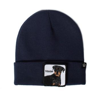 Gorro azul marinho cão rottweiler Tough Dog da Goorin Bros.