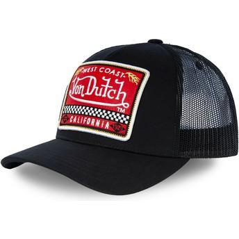 Boné trucker preto BLKA da Von Dutch