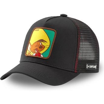 Boné trucker preto Speedy Gonzáles GON2 Looney Tunes da Capslab