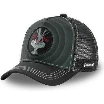 Boné trucker preto Bugs Bunny Bullseye Color Rings LOO BUG2 Looney Tunes da Capslab