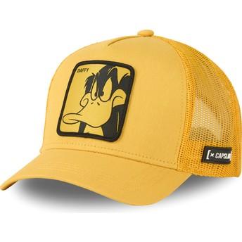 Boné trucker amarelo Patolino LOO DUF1 Looney Tunes da Capslab