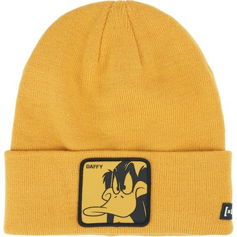 Gorro amarelo Patolino BON DUF1 Looney Tunes da Capslab