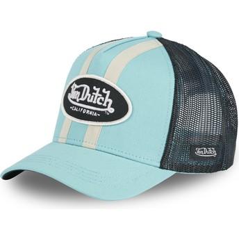 Boné trucker azul STRI T da Von Dutch
