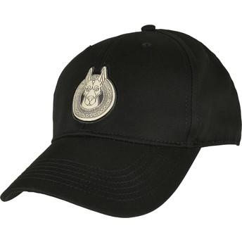 Boné curvo preto ajustável WL Earn Respect da Cayler & Sons