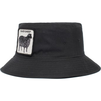 Chapéu balde preto ovelha Black Sheep Baaad Guy The Farm da Goorin Bros.