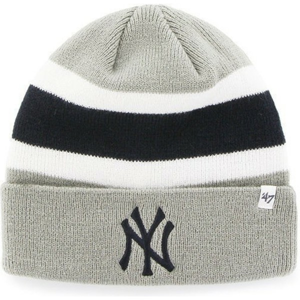 gorro-cinza-dos-new-york-yankees-mlb-da-47-brand