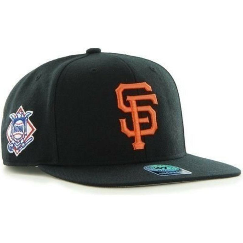 bone-plano-preto-snapback-dos-san-francisco-giants-mlb-sure-shot-da-47-brand