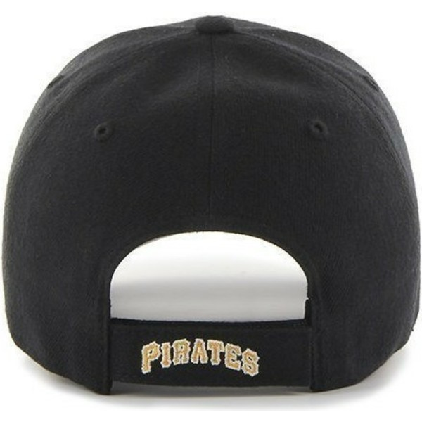 bone-curvo-preto-dos-pittsburgh-pirates-mlb-da-47-brand