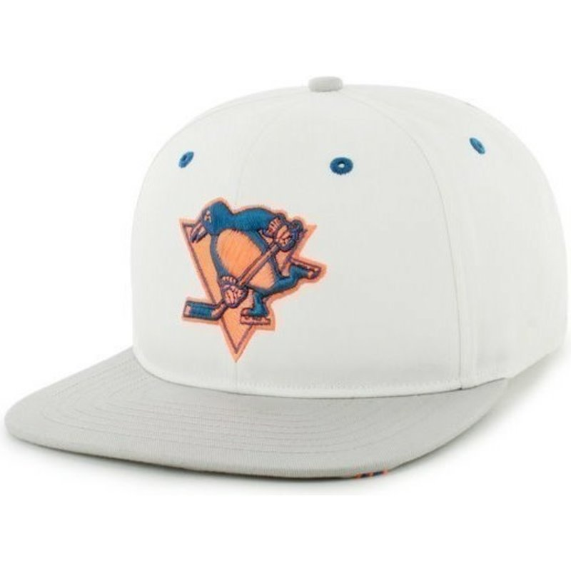 bone-plano-branco-snapback-dos-pittsburgh-penguins-nhl-da-47-brand