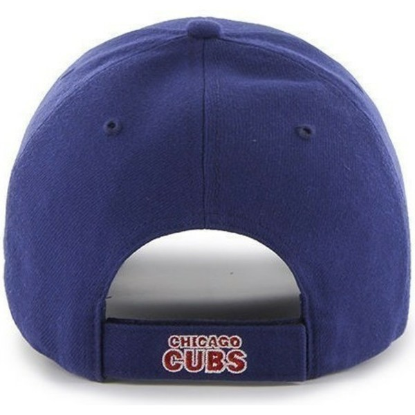 bone-curvo-azul-lisa-dos-mlb-chicago-cubs-da-47-brand
