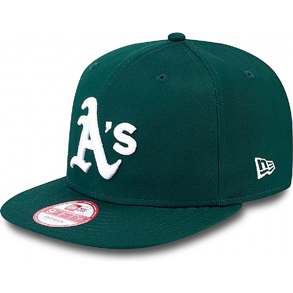 bone-plano-preto-snapback-9fifty-essential-dos-oakland-athletics-mlb-da-new-era